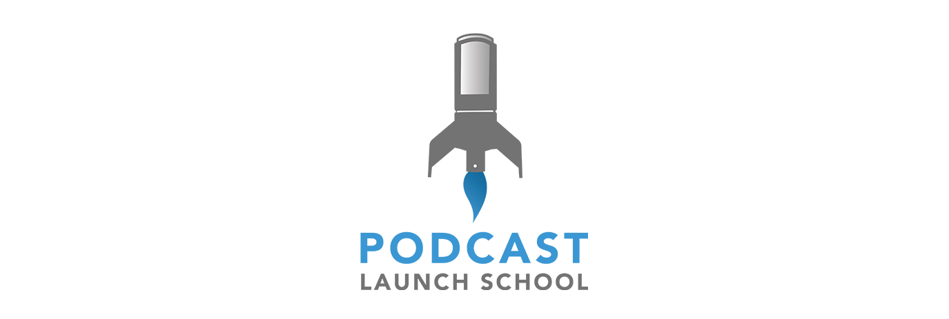 Podcast Launch School Logo