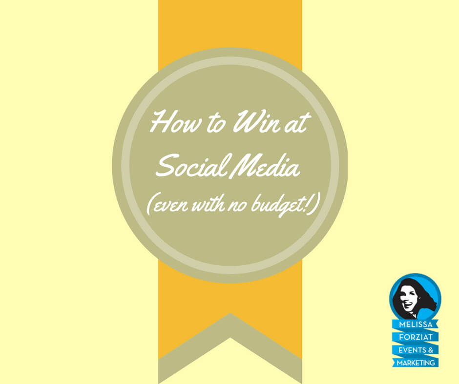 How to Win at Social Media