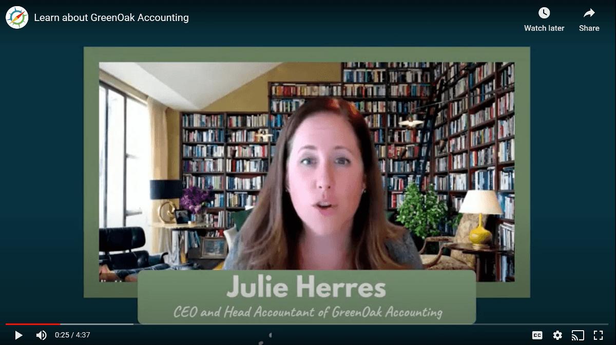 GreenOak Accounting Julie Herres